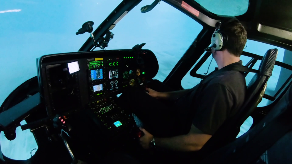 The IIMC course was designed to combat the increasing number of fatal accidents by providing pilots with effective avoidance and recovery techniques. Airbus Helicopters Photo