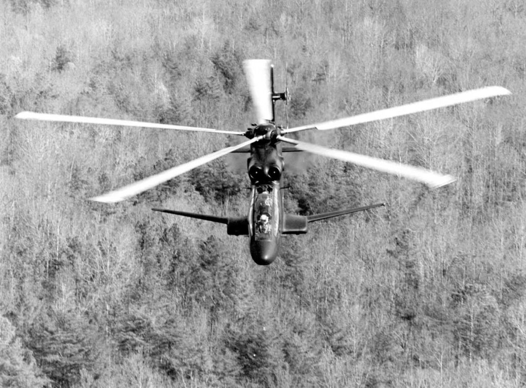 S-67 Blackhawk helicopter