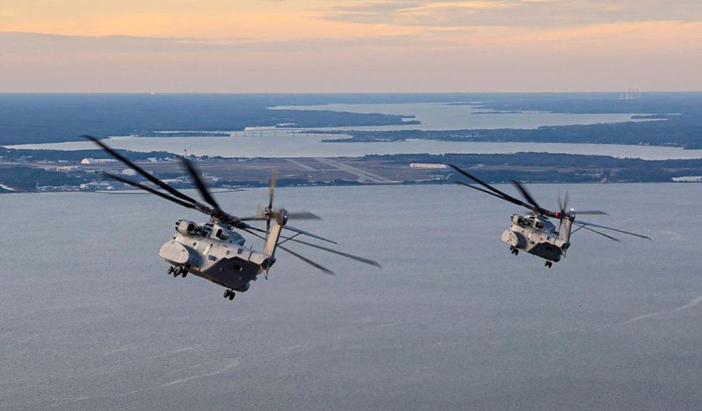 Sikorsky CH-53K King Stallion. Lockheed Martin Photo