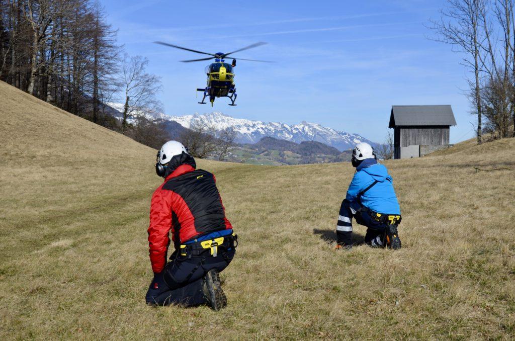 AP3 Luftrettung Rescue Ops