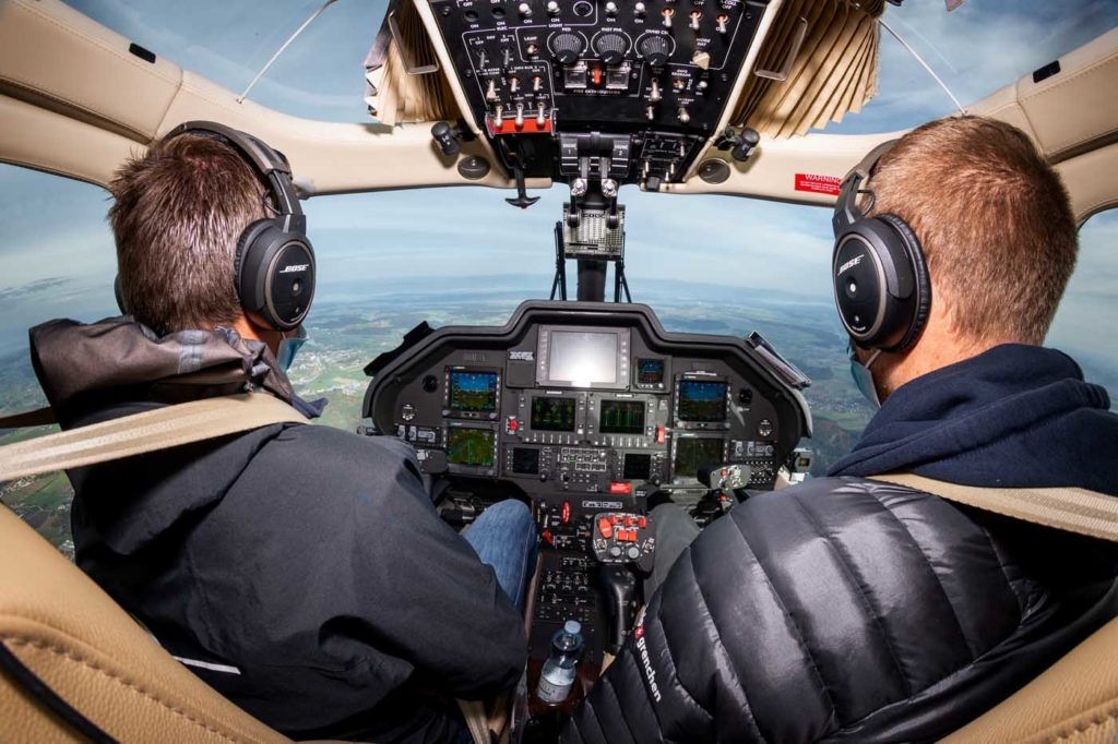 Mountainflyers Leonardo AW109SP