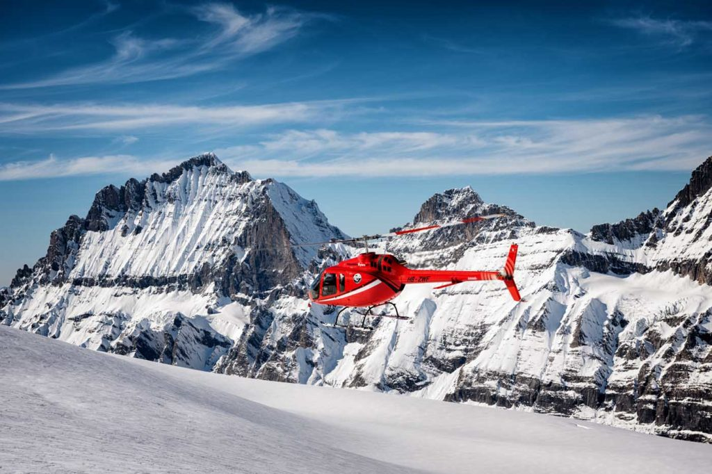 Mountainflyers Bell 505