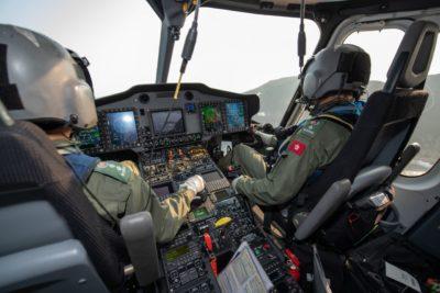 Airbus H175M cockpit